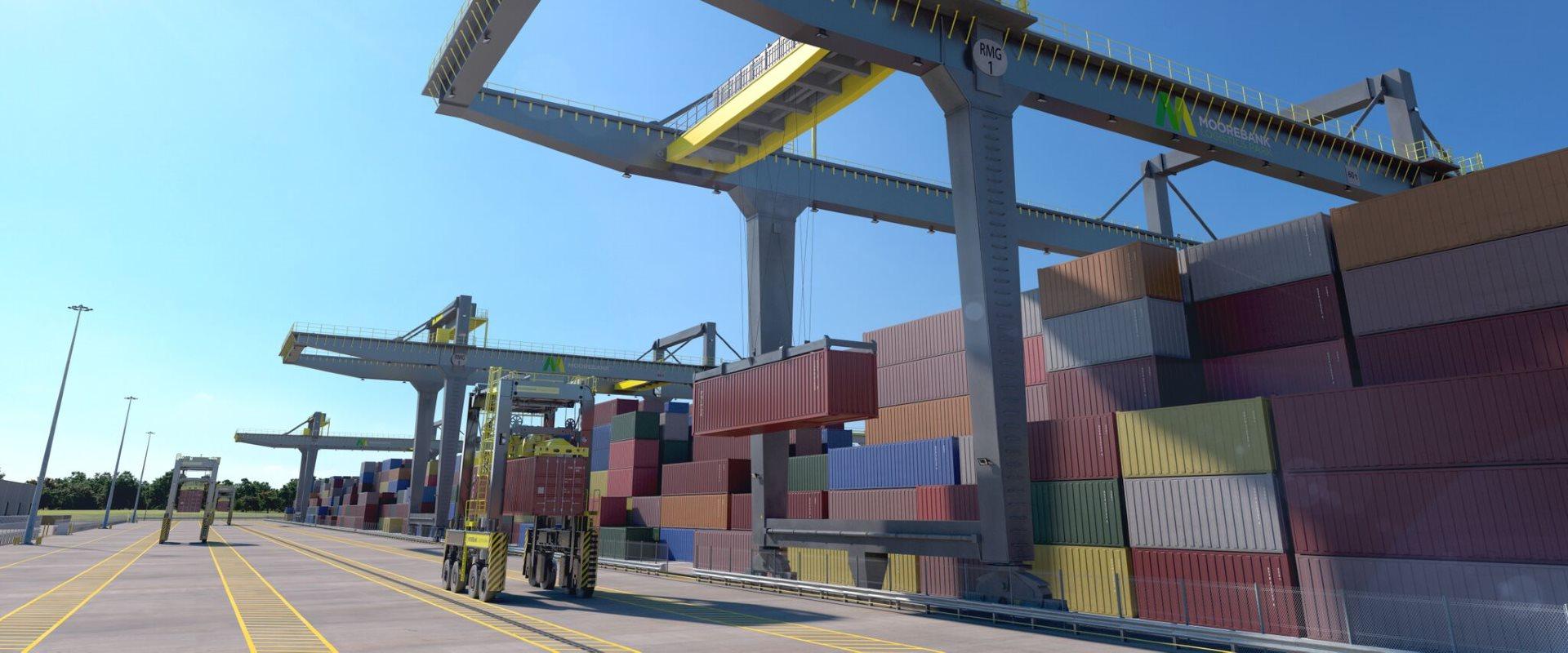 moorebank logistics park
