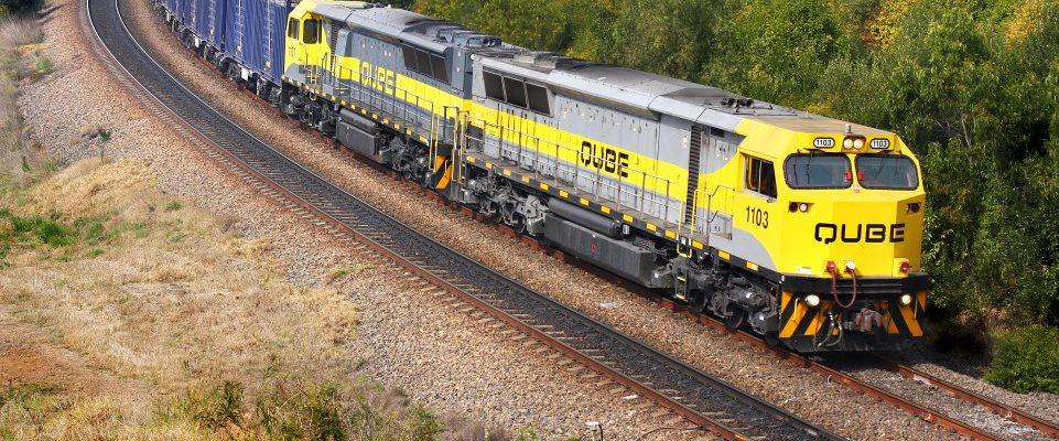 Qube train